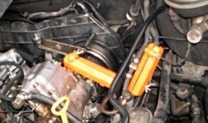audi 100 2,5 fuel consumption petrol, diesel, gas