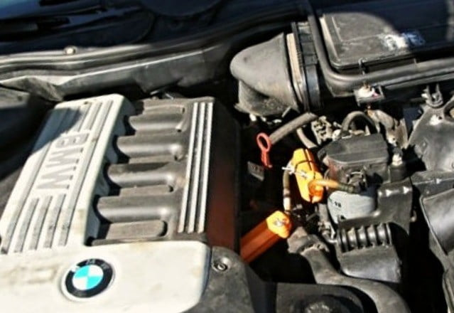 Bmw How Effectively To Reduce The Fuel Consumption Of Bmw