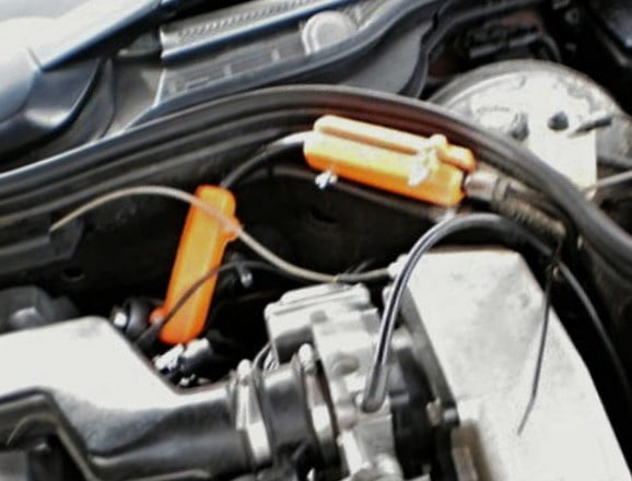 mercedes. reduce the fuel consumption of mercedes - reduce the