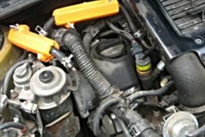 toyota yaris fuel consumptionpetrol, diesel, gas