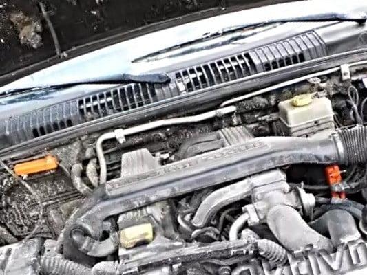 fuel economy range rover 2,5 tdi