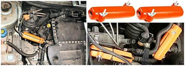 FIAT. Reduce the fuel consumption of Fiat