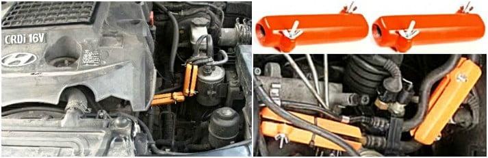 HYUNDAI. Reduce the fuel consumption of Hyundai