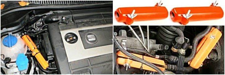 SEAT. Reduce the fuel consumption of Seat