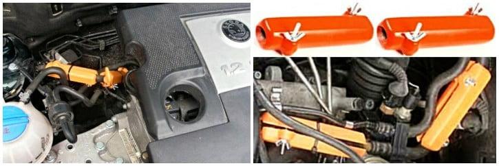 SKODA. Reduce the fuel consumption of Skoda