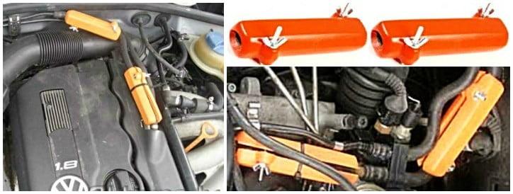 VOLKSWAGEN. Reduce the fuel consumption of Volkswagen