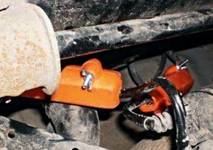 ford granada fuel consumption petrol, diesel, gas