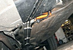 ford taunus fuel consumption petrol, diesel, gas