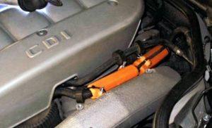 mercedes e270 fuel consumption petrol, diesel, gas