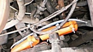 vw volkswagen transporter 2,5 fuel consumption petrol, diesel, gas