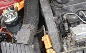 volkswagen golf 1,6 fuel consumption petrol, diesel, gas
