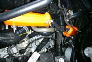 KIA. Reduce the fuel consumption of kia